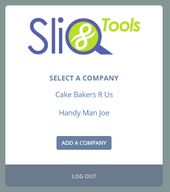 Tour Of SliQ Invoicing Online Features - Invoice software multiple companies